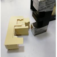 Best high quality heat- sealed machine cover bellows , way covers for  linear rails made with fabric +pvc wholesale