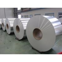 Best Smooth Surface Rolled Aluminium Coil Sheet 0.2 - 3.0 Mm Thickness With Film wholesale