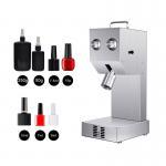 Best Professional nail factory machines plastic bottles glass bottles gel nail kit set cap twisting machine wholesale