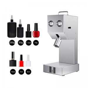 Quality guarantee semi automatic bottle capping machine gel nail polish bottle