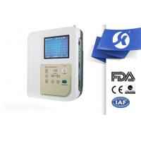 China Ambulance Patient Monitoring Equipment , Portable 12 Channel ECG Machine With Interpretation on sale