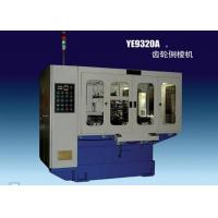 Best CNC Semi Automatic Gear Deburring Machine With 400mm Outside Diameter wholesale