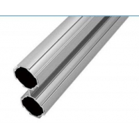 Best AL-B 6063-T5 Aluminum Tube Pipe For Logistic Equipment Assembly wholesale