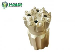 China Retrac Tungsten Carbide Button Bits With T45 89mm Mining and Rock Drill Bits on sale