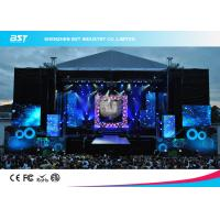 China Waterproof P6.25 SMD 3535 Rental LED Display , Outdoor Advertising LED Display Signs on sale