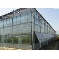 Best 6mm PC Sheet Conservatory Greenhouse Compact Structure For Vegetables wholesale