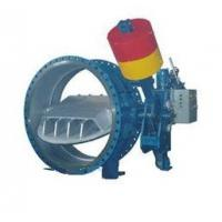 China Hydraulic Counterweight Butterfly Valve on sale