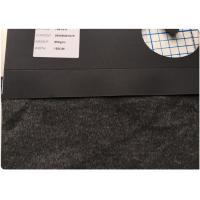 Best 26 W Grey Stretch Wool Fabric 9% Nylon  57 Polyester 650 G Per Meter For Socks / Hats wholesale