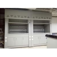Best All Steel Laboratory  Fume  Hoods for Expoxy Resin  Worktop Resistance to The Strongest Corrosion , Acid and Alkali wholesale