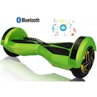 Best Multi Function Two Wheels Self Balancing Electric Scooter 2 Wheel Hoverboard In Green wholesale