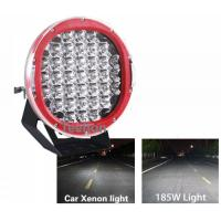 Best Super Bright 185W high power led work light, 9 inch CREE ARB Spot 185w led driving light wholesale