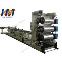 Best Composite PVC Stone Plastic Sheet Extrusion Line Easy Operation High Reliability wholesale