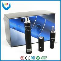 China 650mah / 900Mah Ago Dry Herb Vaporizer E Cig With Li-Ion Battery on sale