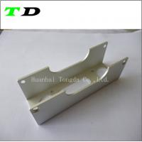 Best 2018 High Quality Customized  natural anodised Metal Stamping parts for auto bracket wholesale