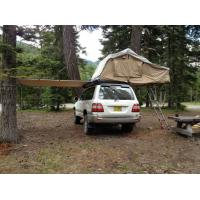 Best Movable 4x4 Roof Rack Awning Integrated Structure UV Resistance And Waterproof wholesale