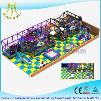 China Hansel guangzhou indoor playground playland for children on sale