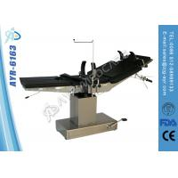China Mltifunction Electric Hydraulic Surgical Operating Table With Separated Leg Board on sale