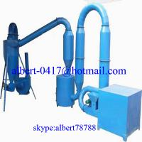 China 200-1000kg/h low investment hot air dryer on sale