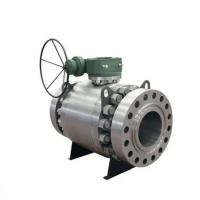 Best Forged Type Trunnion Ball Valve wholesale
