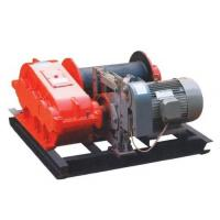 Best YT CE certificated 2t-65t electric windlass, JK model high speed electric wire rope winch wholesale