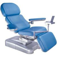 Best Medical Blood Donor Chair / Bed , Blue Multifunction Hospital Delivery Bed wholesale