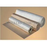Acrylic Coated High Silica Fabric For Piping Flame Retardant Anti Corrosion