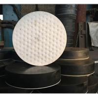 Best High quality custom made products rubber pad bearing of bridge wholesale