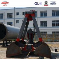 China Nonstandard OEM Port Machinery Heavy Metal Fabrication Frame Alloy Steel on sale