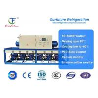 Buy cheap GEA Bock 20hp*6 Reciprocating Cold Room Cooling Unit For Seed Fresh Keeping product