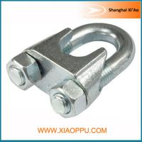 China Malleable Iron Wire Rope Clip on sale