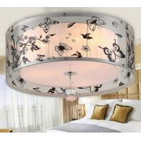 Best Factory price Most Popular modern crystal ceiling lamp glass ceiling light wholesale