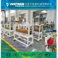 Best plastic glazed roof tile making machine PVC glazed roof plate extrusion line wholesale