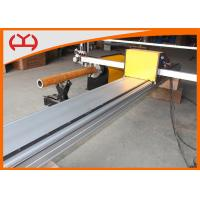 China Carbon Steel CNC Pipe Cutting Machine CE  ISO Certification For Aluminum  Material on sale