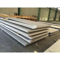 Best ASTM B333 Hastelloy Plate Alloy B B-2 B-3 Strong Strain Hardening Tendency wholesale