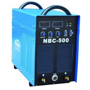 Best NBC-500 inverter IBGT MIG Co2 DC 3 phree welding machine wholesale