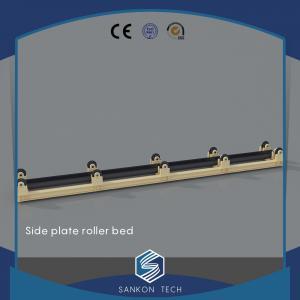 Best L6000mm Side Plate Automatic Concrete Block Making Machine wholesale