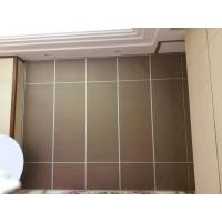 Best Removable Wall System Operable Acoustic Partition Walls For Conference Hall / Classroom wholesale