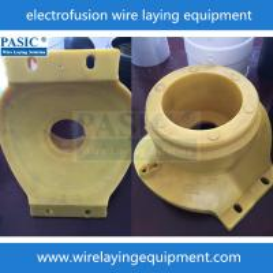 Best PASIC CNC electrofusion fittings saddle pe wire laying machine for electrofusion saddle wholesale