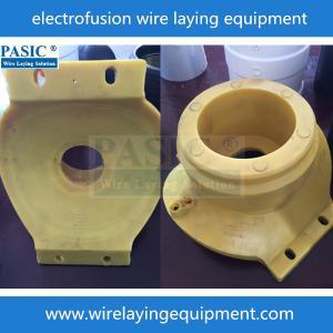 Best PASIC CNC electrofusion fittings saddle wire laying machine for electrofusion saddle wholesale