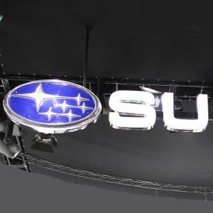 China Super bright illuminated famous outdoor subaru car Led logo signage design on sale