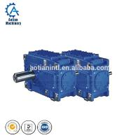 China NMRV Series Gear Reduction Boxes With VS Worm Extension Shaft on sale