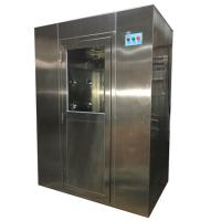 Best Full Automatic Workshop Industrial Air Shower Unit Anti - Static For 1 - 2 Person wholesale