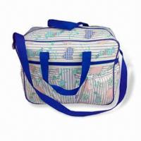 Best Diaper Bag, Made of Polyester, Measuring 39.5 x 13 x 28cm, Customized Designs are Welcome wholesale