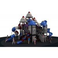 China Galvanized Steel Outdoor PlayEquipment Outdoor Playground Climbing For Kids on sale