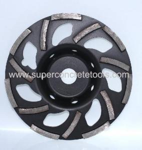 Best L Shaped Concrete Grinding Cup Wheels wholesale