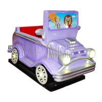 China Lord Car D Purple kids swing car Kids Electric Ride On coin operated ride toys on sale