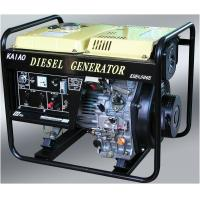 China AC 5KW Single Phase Small Diesel Generators , Compact Diesel Generator on sale