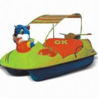 Best Dog Feet Step Boat/Water Park Equipments, Made of Fiber Glass, Measures 3.9 x 1.5 x 0.45m wholesale