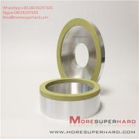 Best vitrified diamond wheels for MCD tools, milling cutter, reamer, drill and regrinding Alisa@moresuperhard.com wholesale