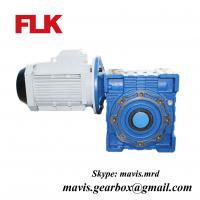 Best Power Transmission Mechanical Motovrio Like NMRV series Industrial motor reductors wholesale